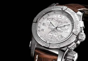 replica breitling emergency mission watch