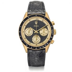 14k Gold Paul Newman Daytona Ref. 6241