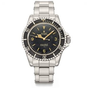 Replica Rolex Explorer Dial Submariner Ref. 5513