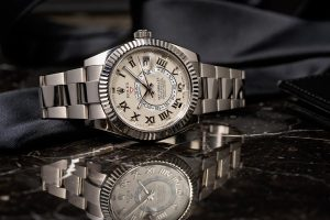 Rolex Sky-Dweller Replica Watch