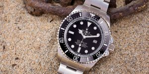 Best Fake Rolex Deepsea 116660 For Sale