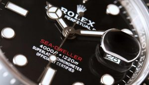 Buy Rolex Oyster Perpetual Sea-Dweller Watch UK