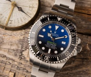 Luxury Rolex DeepSea 116660B