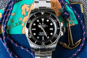 Swiss Replica Rolex Deepsea VS Sea-Dweller 116660