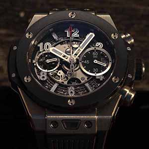 Hublot Big Bang Unico Titanium Ceramic 42mm HUB1280 Chronograph