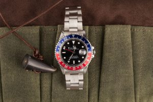 Top Fake Rolex GMT-Master II Watch